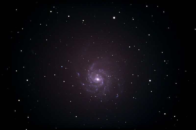 The Pinwheel Galaxy - M101