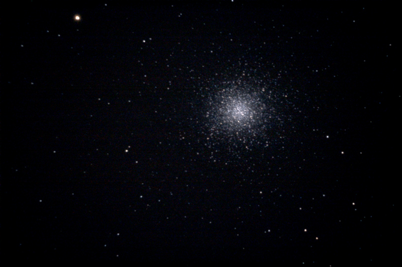 Great Cluster in Hercules - M13