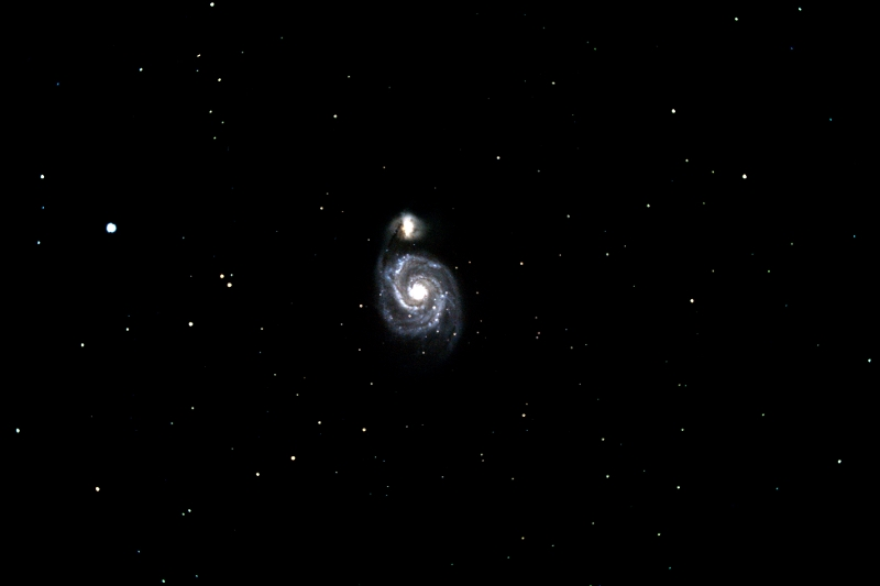 The Whirlphool Galaxy - M51